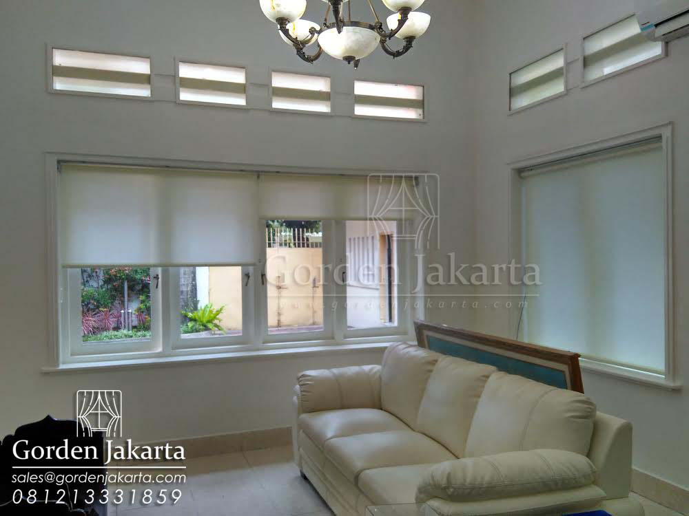 Harga Tirai Untuk Jendela Kantor Blinds Jakarta