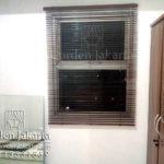 wooden blind untuk jendela kecil