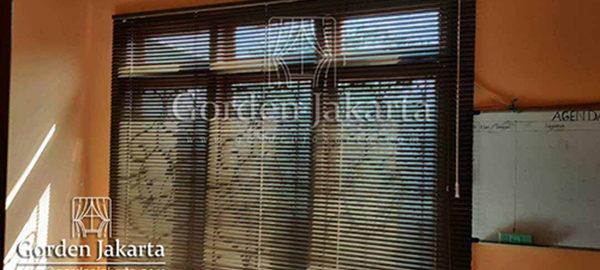 venetian blinds deluxe slatting custom blinds jakarta