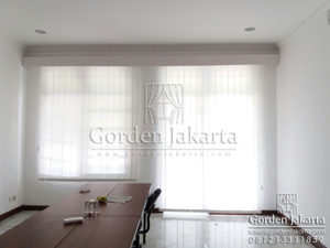 jual vertical blinds onna series 7116 di cilandak by blinds jakarta Q3178