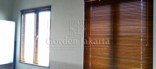 wooden blinds Sp 05 sharp point blinds jakarta