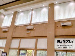 Gorden Kantor Vertical Blind Dimout Sp. 8007-2 Off White Q3500