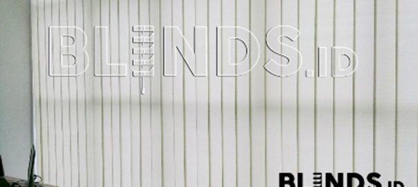 Jual Vertical Blinds Dimout Sp. 8006 - 3 Dark Beige Sharp Point Q3525