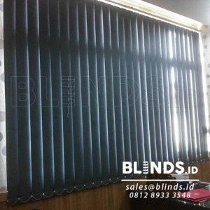 harga vertical blinds blackout Sp. 6044-3 Grey di Tanjung Priok Q3632
