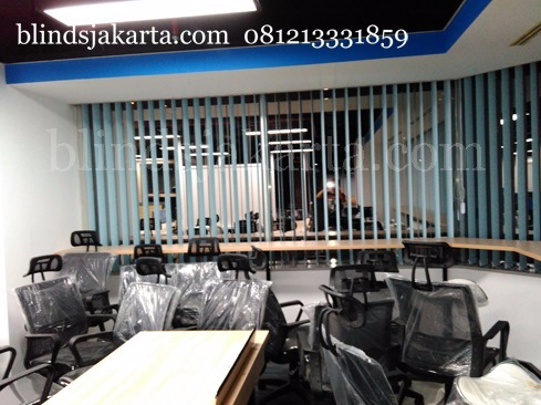 Harga Vertical Blinds Per Meter