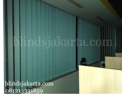 Model Vertical Blinds