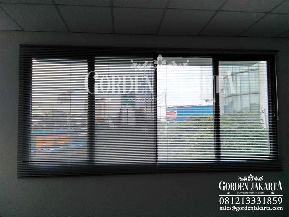 gorden kantor jakarta venetian blind