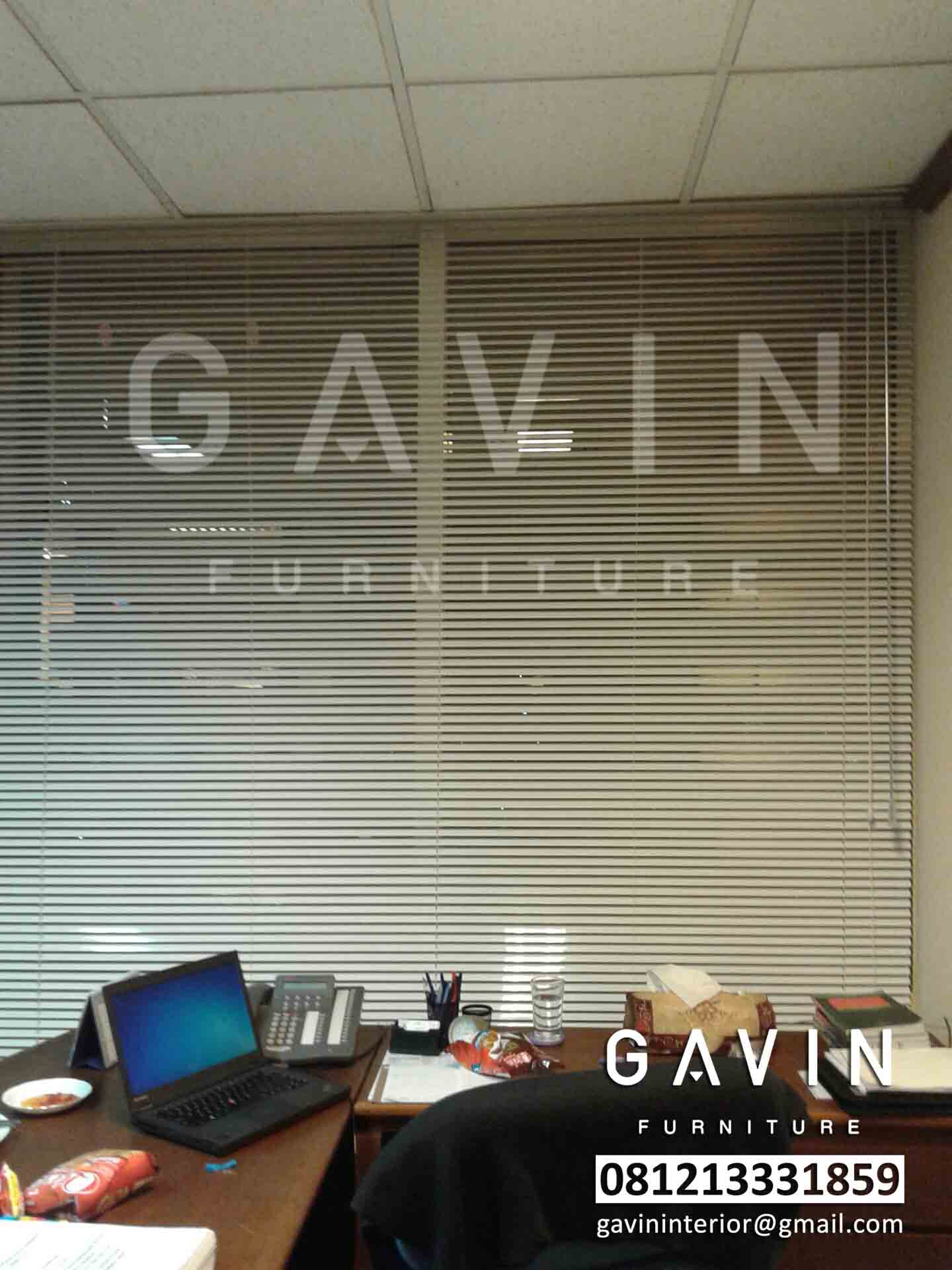 gorden kantor horizontal blinds