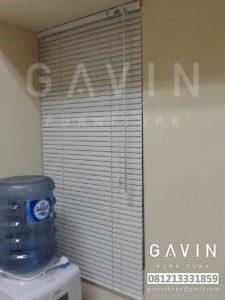 harga gorden kantor venetian blinds