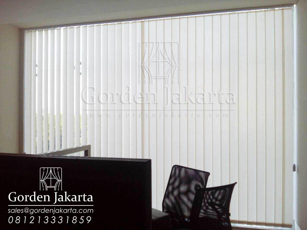 daftar harga vertical blind blinds jakarta