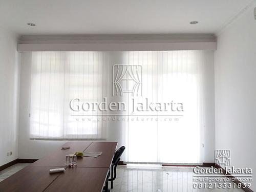 vertical blinds onna series 7116 di cilandak blinds jakarta