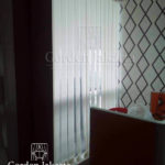 vertical blinds semi blackout