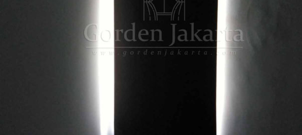 harga roller blind sharp point blackout