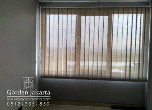 harga vertical blinds sharp point solar screen