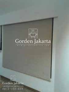 jual roller blinds projector screen blinds jakarta