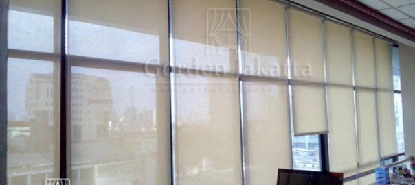 roller blinds solar screen by blinds jakarta