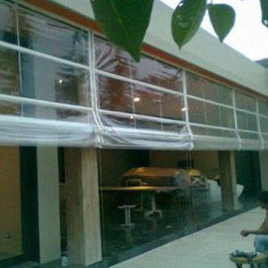 jual tirai monsoon untuk cafe