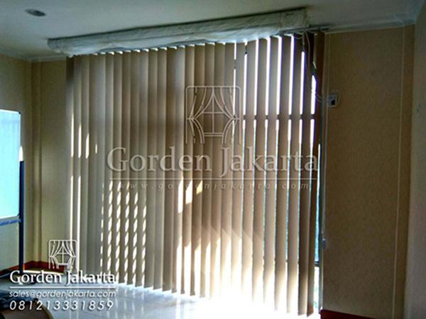 vertical blinds blackout sp 6077-4 Starfish blinds jakarta