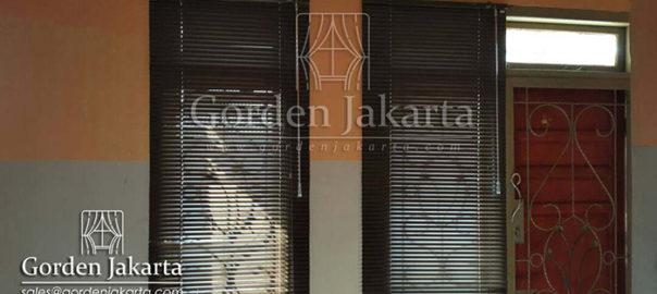 Jual Venetian Blinds Deluxe Slatting Sp 092 di Palembang Q3033