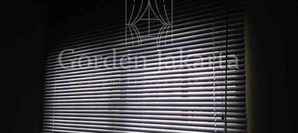 Venetian Blinds Deluxe Slatting 25mm Sp.011 Sharp Point Q3260