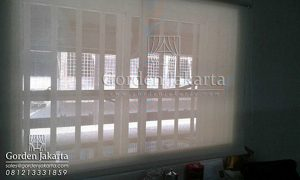 roller blinds solar screen warna beige Sp 4000 - 1 Q3261