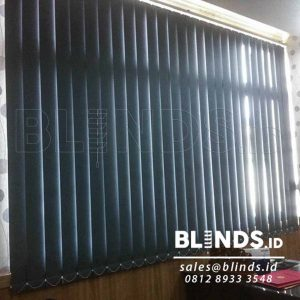 harga vertical blinds blackout Sp. 6044-3 Grey di Tanjung Priok Q3632