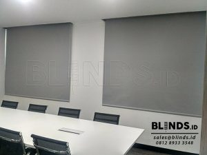 Jual Roller Blinds Blackout Superior Sp. 6045-3 Grey Di Sudirman Q3684