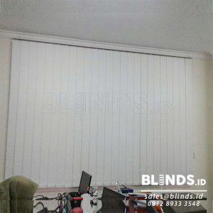 Jual Blackout Vertical Blinds Sp. 6077-1 Ice Sharp Point Di Bekasi Q3827
