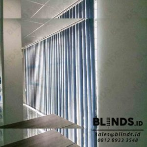 Vertical Blinds Blackout Superior Navy Blue Sp.6046-3 Q3936