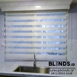 Zebra Blinds Dimout Sp.Z88-1 Cream Di Mampang dari Blinds Jakarta id3938