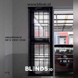 jual tirai horizontal alumunium di Blinds Jakarta id4475