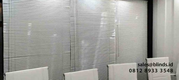 venetian blinds deluxe slatting by Blinds Jakarta