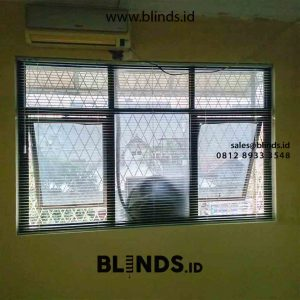 venetian blinds deluxe slatting 25mm di kebon jeruk id4337