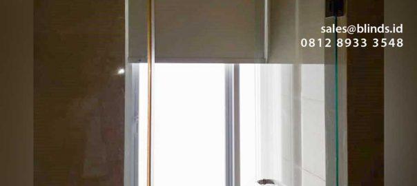 contoh roller blinds onna blackout di Pejaten id4378