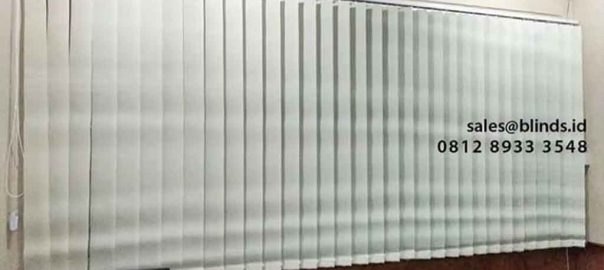 Jual Tirai Vertical Blinds Murah ID5064