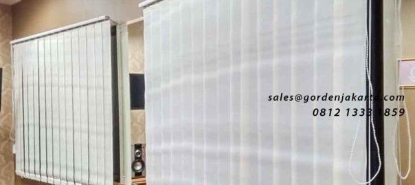 Vertical blinds kebayoran baru id5296