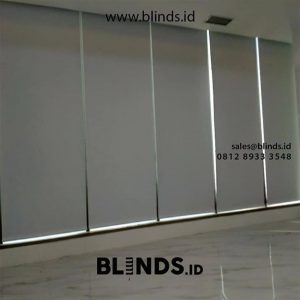 Harga Roller Blinds Blackout id4725