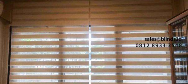Perindah Dekorasi Ruangan Dengan Tirai Zebra Blinds id4712
