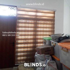 Tirai zebra blinds custom id5508