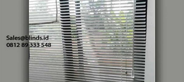 Wow! Harga Venetian Blinds Aluminium Ini Bikin Hemat Di Kantong ID5798