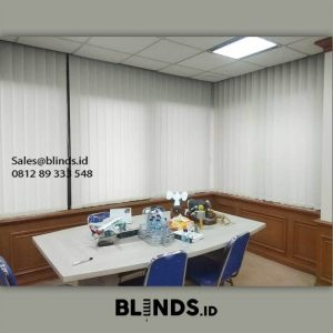 139+ Gallery Vertical Blinds SP 8000-2 Off White Terbaru ID5198