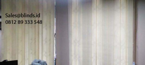 39+ Portofolio Vertical Blinds Sp 8000-7 Beige Tirai Jendela id5992