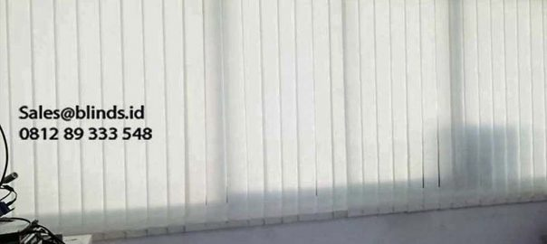 66+ Portofolio Tirai Vertical Blinds Sp 8006-2 Off White Untuk Ruangan Kamu ID5599