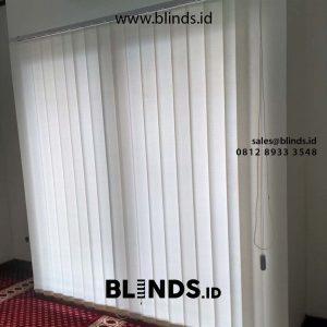 Jual Vertical Blinds Dimout Sp 8000-2 off White Fatmawati Raya Kebayoran Baru Jakarta id3745