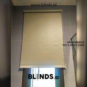 Roller Blinds Blackout Sp 200-4 Grey Mampang Prapatan Pancoran Jakarta id5254