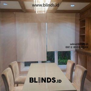 Roller Blinds Solar Screen Sp 2600-1 Klien Bendungan Hilir Raya Tanah Abang Jakarta id5198