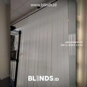 Vertical Blinds Sp 8006-2 Off White Menara Batavia Tanah Abang Jakarta id5277