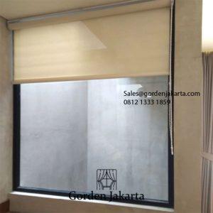 Jual Tirai Roller Blinds Kembangan Jakarta id5661