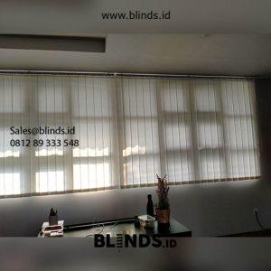 Jual Vertical Blinds Sp 8000-7 Off White Komplek Buncit Indah Pejaten Pasar Minggu Jakarta Id5727