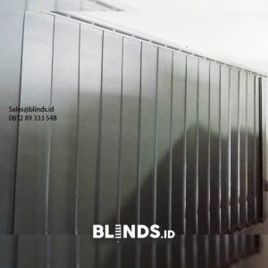 Vertical Blinds Blackout Sp 6044-3 Grey Klien Marunda Cilincing Jakarta Id5984
